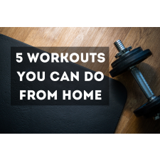 5 Great Core Workouts You Can Do From Home