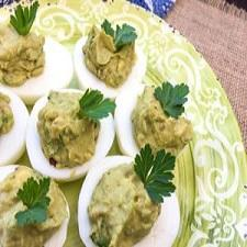 avocado-deviled-eggs