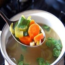 Homemade Chicken Soup | Paleo Grain Free Gluten Free