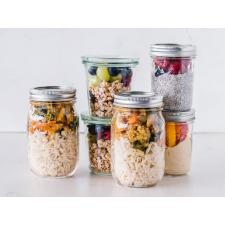Healthy Mason Jar Meals for Your Next Picnic